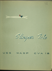 Page 9, 1955 Edition, Wasp (CV 18) - Naval Cruise Book online yearbook collection