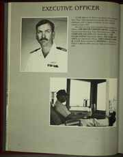 Page 10, 1987 Edition, Wichita (AOR 1) - Naval Cruise Book online yearbook collection