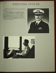 Page 11, 1987 Edition, Wichita (AOR 1) - Naval Cruise Book online yearbook collection