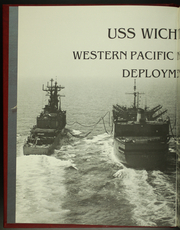 Page 4, 1987 Edition, Wichita (AOR 1) - Naval Cruise Book online yearbook collection