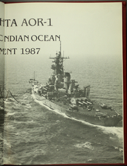 Page 5, 1987 Edition, Wichita (AOR 1) - Naval Cruise Book online yearbook collection