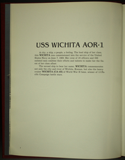 Page 6, 1987 Edition, Wichita (AOR 1) - Naval Cruise Book online yearbook collection