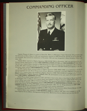 Page 8, 1987 Edition, Wichita (AOR 1) - Naval Cruise Book online yearbook collection