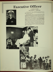 Page 8, 1990 Edition, Wichita (AOR 1) - Naval Cruise Book online yearbook collection