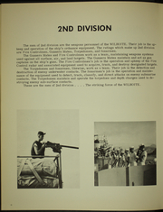 Page 10, 1967 Edition, Wilhouite (DER 397) - Naval Cruise Book online yearbook collection