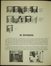 Page 16, 1967 Edition, Wilhouite (DER 397) - Naval Cruise Book online yearbook collection