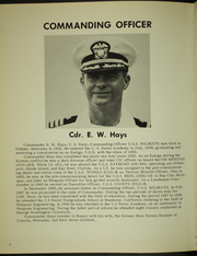 Page 6, 1967 Edition, Wilhouite (DER 397) - Naval Cruise Book online yearbook collection