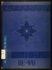Page 1, 1957 Edition, William V Seiverling (DE 441) - Naval Cruise Book online yearbook collection