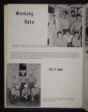Page 12, 1957 Edition, William V Seiverling (DE 441) - Naval Cruise Book online yearbook collection