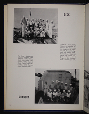 Page 14, 1957 Edition, William V Seiverling (DE 441) - Naval Cruise Book online yearbook collection