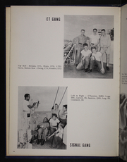 Page 16, 1957 Edition, William V Seiverling (DE 441) - Naval Cruise Book online yearbook collection