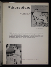 Page 5, 1957 Edition, William V Seiverling (DE 441) - Naval Cruise Book online yearbook collection