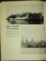 Page 6, 1974 Edition, Yosemite (AD 19) - Naval Cruise Book online yearbook collection