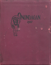 Page 1, 1907 Edition, Syracuse University - Onondagan Yearbook (Syracuse, NY) online yearbook collection