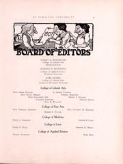 Page 12, 1907 Edition, Syracuse University - Onondagan Yearbook (Syracuse, NY) online yearbook collection