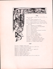 Page 9, 1907 Edition, Syracuse University - Onondagan Yearbook (Syracuse, NY) online yearbook collection