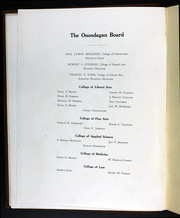 Page 12, 1910 Edition, Syracuse University - Onondagan Yearbook (Syracuse, NY) online yearbook collection