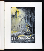 Page 9, 1910 Edition, Syracuse University - Onondagan Yearbook (Syracuse, NY) online yearbook collection