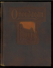 Page 1, 1923 Edition, Syracuse University - Onondagan Yearbook (Syracuse, NY) online yearbook collection