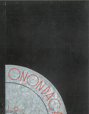 Syracuse University - Onondagan Yearbook (Syracuse, NY) online yearbook collection, 1934 Edition, Page 1