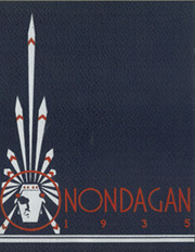 Syracuse University - Onondagan Yearbook (Syracuse, NY) online yearbook collection, 1935 Edition, Page 1