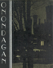 Syracuse University - Onondagan Yearbook (Syracuse, NY) online yearbook collection, 1937 Edition, Page 1