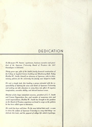 Page 10, 1937 Edition, Syracuse University - Onondagan Yearbook (Syracuse, NY) online yearbook collection