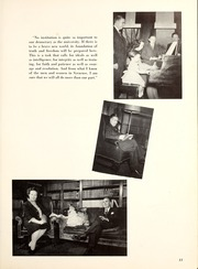 Page 15, 1945 Edition, Syracuse University - Onondagan Yearbook (Syracuse, NY) online yearbook collection