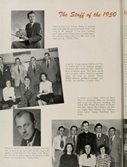 Page 10, 1950 Edition, Syracuse University - Onondagan Yearbook (Syracuse, NY) online yearbook collection