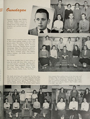 Page 11, 1950 Edition, Syracuse University - Onondagan Yearbook (Syracuse, NY) online yearbook collection