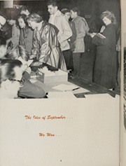 Page 12, 1950 Edition, Syracuse University - Onondagan Yearbook (Syracuse, NY) online yearbook collection