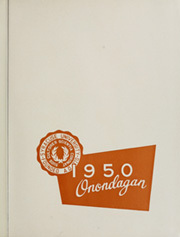 Page 5, 1950 Edition, Syracuse University - Onondagan Yearbook (Syracuse, NY) online yearbook collection