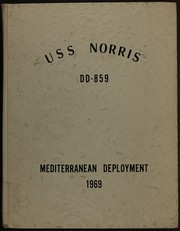 Page 1, 1969 Edition, Norris (DD 859) - Naval Cruise Book online yearbook collection