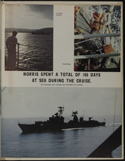 Page 13, 1969 Edition, Norris (DD 859) - Naval Cruise Book online yearbook collection
