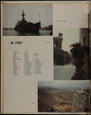 Page 14, 1969 Edition, Norris (DD 859) - Naval Cruise Book online yearbook collection