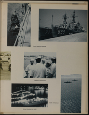 Page 21, 1969 Edition, Norris (DD 859) - Naval Cruise Book online yearbook collection