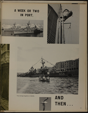 Page 23, 1969 Edition, Norris (DD 859) - Naval Cruise Book online yearbook collection
