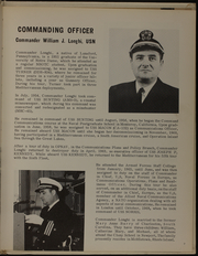 Page 9, 1969 Edition, Norris (DD 859) - Naval Cruise Book online yearbook collection