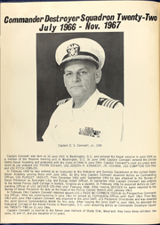 Page 10, 1968 Edition, Du Pont (DD 941) - Naval Cruise Book online yearbook collection