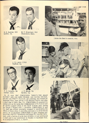 Page 13, 1968 Edition, Du Pont (DD 941) - Naval Cruise Book online yearbook collection