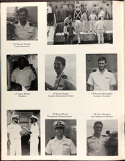 Page 10, 1981 Edition, Du Pont (DD 941) - Naval Cruise Book online yearbook collection