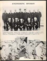 Page 13, 1958 Edition, Duxbury Bay (AVP 38) - Naval Cruise Book online yearbook collection