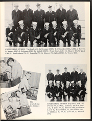 Page 15, 1958 Edition, Duxbury Bay (AVP 38) - Naval Cruise Book online yearbook collection