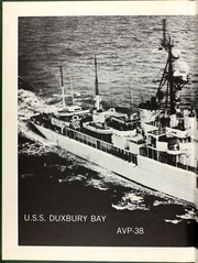 Page 2, 1966 Edition, Duxbury Bay (AVP 38) - Naval Cruise Book online yearbook collection