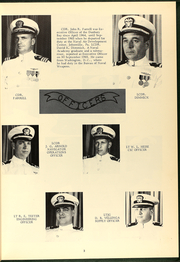 Page 7, 1966 Edition, Duxbury Bay (AVP 38) - Naval Cruise Book online yearbook collection
