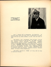 Page 10, 1966 Edition, Hunley (AS 31) - Naval Cruise Book online yearbook collection