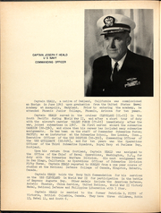Page 8, 1966 Edition, Hunley (AS 31) - Naval Cruise Book online yearbook collection