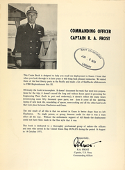 Page 3, 1971 Edition, Hunley (AS 31) - Naval Cruise Book online yearbook collection