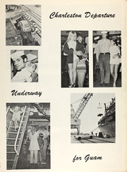 Page 5, 1971 Edition, Hunley (AS 31) - Naval Cruise Book online yearbook collection
