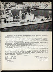 Page 5, 1967 Edition, James C Owens (DD 776) - Naval Cruise Book online yearbook collection